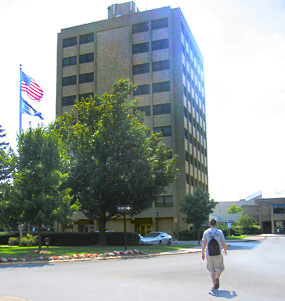 Photo of Kehoe building