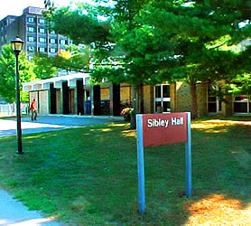 Photo of Sibley Hall