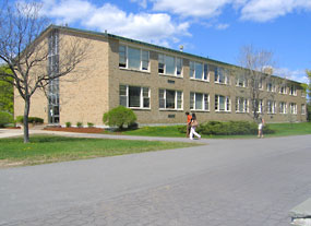 Photo of Ward Hall