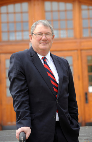 Photo of President John Ettling