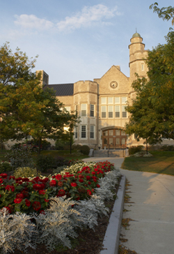 Photo of Hawkins Hall