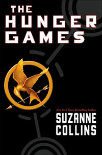 Phot of Hunger Games book jacket
