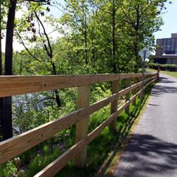 Photo of Saranc River Path