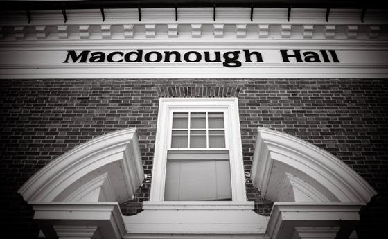 Photo of Macdonough