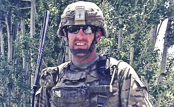 Photo of Staff Sgt. Dain Venne
