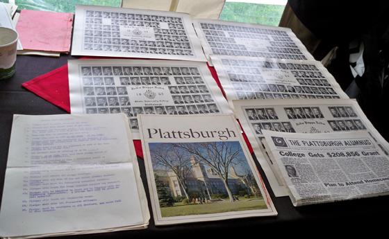 Picture of Delta Kappa Delta photos and memorabilia.