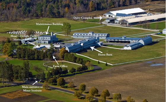 Photo of Miner Institute