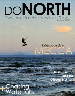 Photo of cover of DoNorth magazine