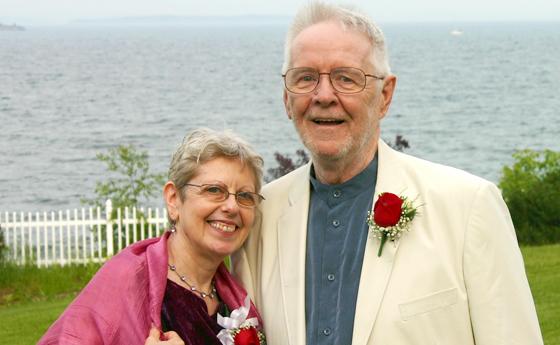 Photo of Edward and Bette Brohel