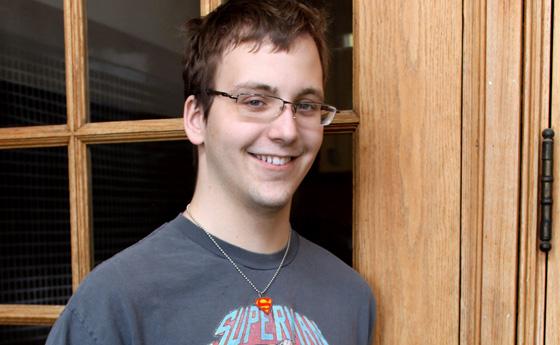 Photo of Sean Cronklin