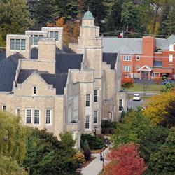 Photo of the SUNY Plattsburgh campus