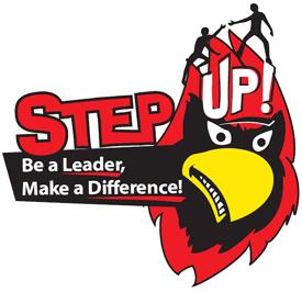 STEP-UP! Logo