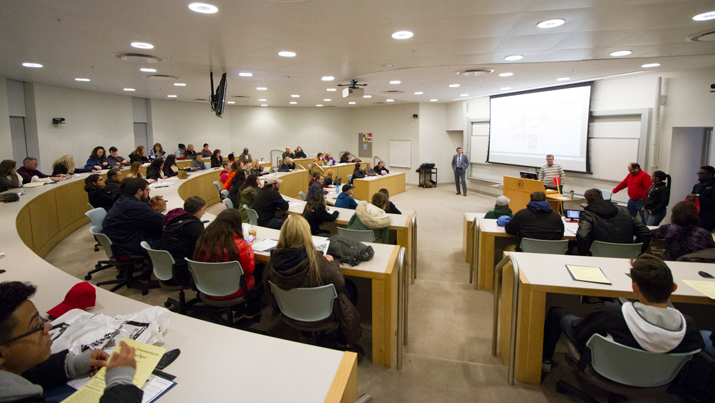Full Business Lecture Hall