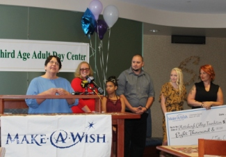 Third Age Adult Day Center Benefits from Teen's Generous Wish