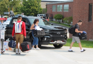 Students Move In, Faculty Welcomed, for 2018-2019