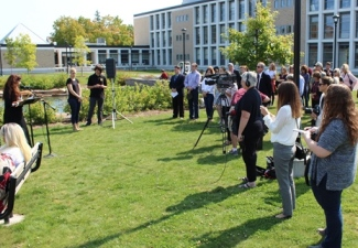 Campus Remembers, Honors Those Who Perished in 9/11 Attacks