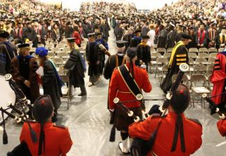 SUNY Plattsburgh Set to Confer More than 300 Degrees at Winter Commencement 2018