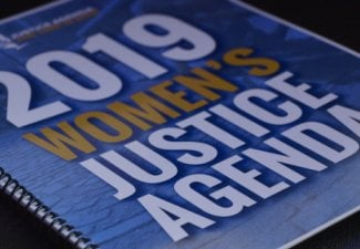 Women's Justice Agenda Forum Coming to Campus