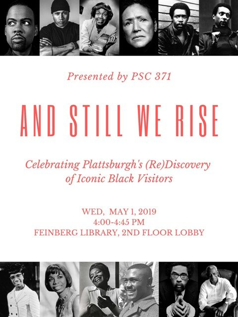 and still we rise poster