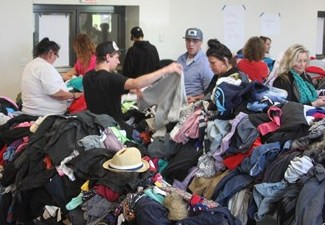 Annual Residence Hall Rummage Sale Set for May 21