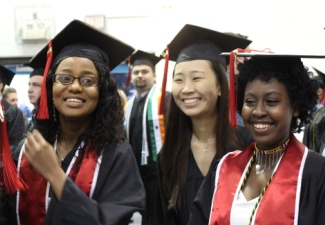 President Ettling Presides Over Final Commencement of SUNY Plattsburgh Career