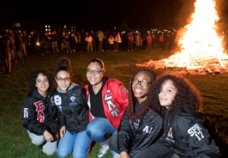 Homecoming 2019 Features New Activities, Old Favorites for Alumni, Friends, and Families