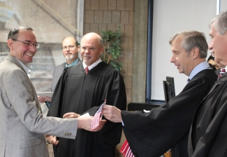 SUNY Plattsburgh Plays Host to Naturalization Ceremony