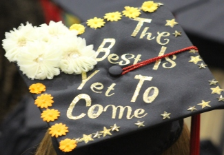 Degrees Conferred at SUNY Plattsburgh Winter 2019 Commencement