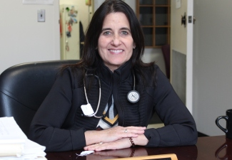 Health Center Director Tapped for Top Post at State College Health Association