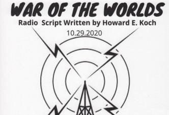 'War of the Worlds' to be Broadcast by College Community Living, Theater Association