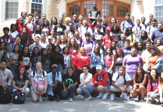 EOP Summer Institute Gives Students Head Start